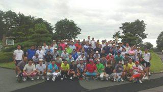 前川彰也 57tバースデーゴルフコンペ